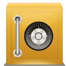 黄金 保险柜 柜子 安全图片