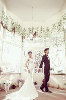 婚纱 摄影 样片图片