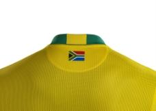 南非国家队队服广告图片