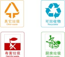 回收标识图片