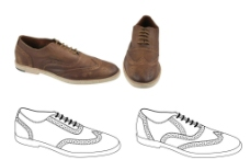 鞋子设计图片