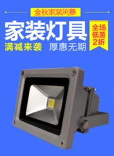 LED投光灯图片