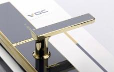 VOC 指纹密码锁图片