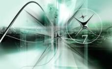 科技海報圖片