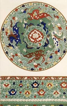 中国传统花纹图案图片