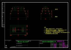 索塔基础设计图
