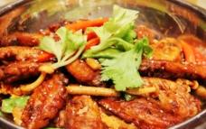 湘菜 干鍋雞中翅圖片