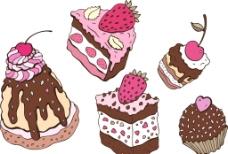 甜点 蛋糕图片