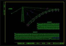 主拱圈吊装计算简图