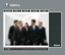 设计素材 设计网站模板图片