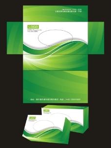 绿色包装图片