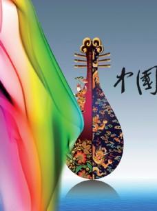 中国元素  古典 素材 PSD