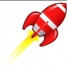 火箭图标eps分层素材下载图片