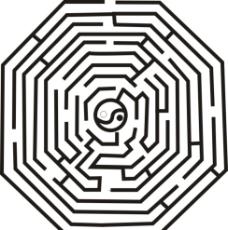 小学迷宫图片