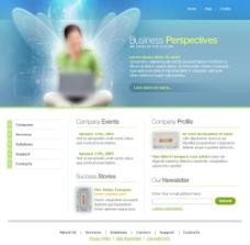 设计网站模板 国外网图片