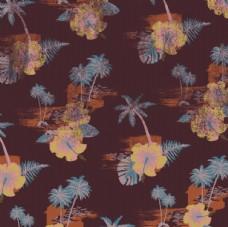 夏威夷男装女装T桖短裤印花提花