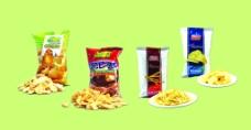 休闲食品图片