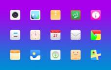安卓MIUI手机图标