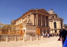 凡尔赛宫图片