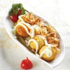 日式章鱼小丸子图片