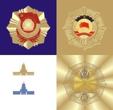 公安局徽章