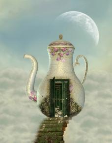 梦幻天堂酒壶图片