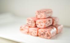 草莓糖图片