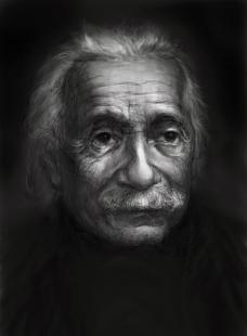 爱因斯坦图片