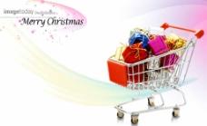 圣诞节购物图片