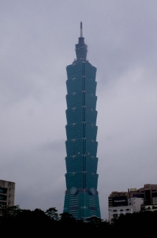 台北101大厦图片