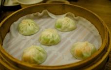 丝瓜虾仁汤包图片