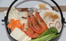 千穗海鲜火锅图片