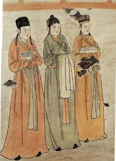 辽代壁画图片
