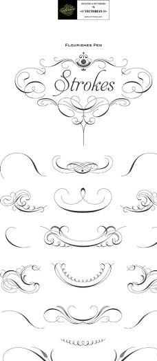 花朵花边边框 简笔画 a4纸