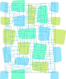 不规则抽象方块底纹图片