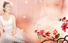 高清婚纱艺术照图片