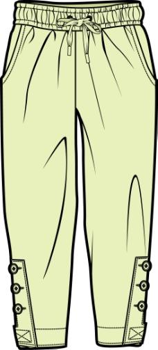 服装卡通手稿图案图片