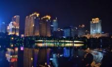 广西 南宁美丽夜景图片