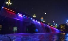 广西南宁美丽夜景图片