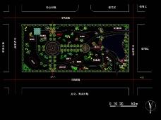 儿童公园规划CAD图
