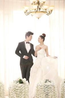 經典婚紗照圖片