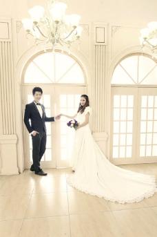 经典婚纱照图片