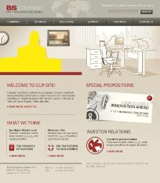 国外企业站 设计网站图片
