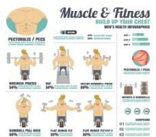 创意健身海报图片