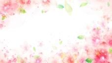 梦幻花瓣PSD素材图片