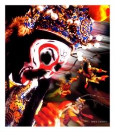 中国戏曲元素画册