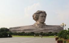 主席雕像图片