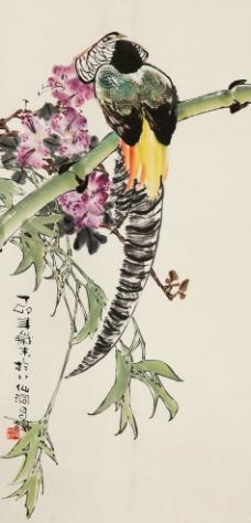 花卉鸟儿背景墙,壁纸 风景 高分辨率图片 高清大图-图