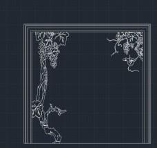 CAD菩提图图片