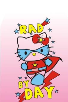 超人猫咪图片